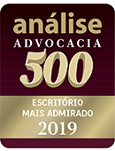 Analysis Advocacia 500 – 2019