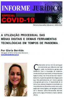 ESPECIAL COVID-19 INFORME GLORIA BERREDO