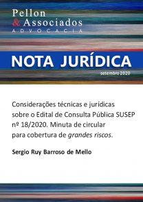NOTA JURIDICA SETEMBRO 2020 SERGIO MELLO