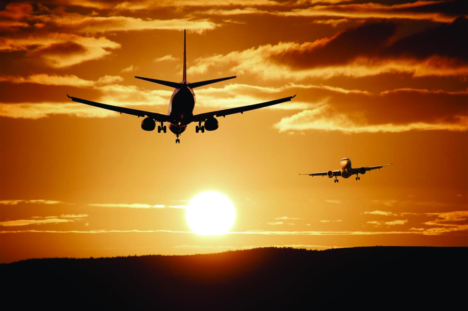 Companhia aérea oferece seguro para seus clientes