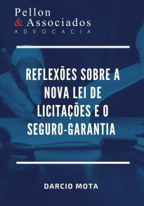 REFLEXÕES SOBRE A NOVA LEI DE LICITAÇÕES E O SEGURO-GARANTIA
